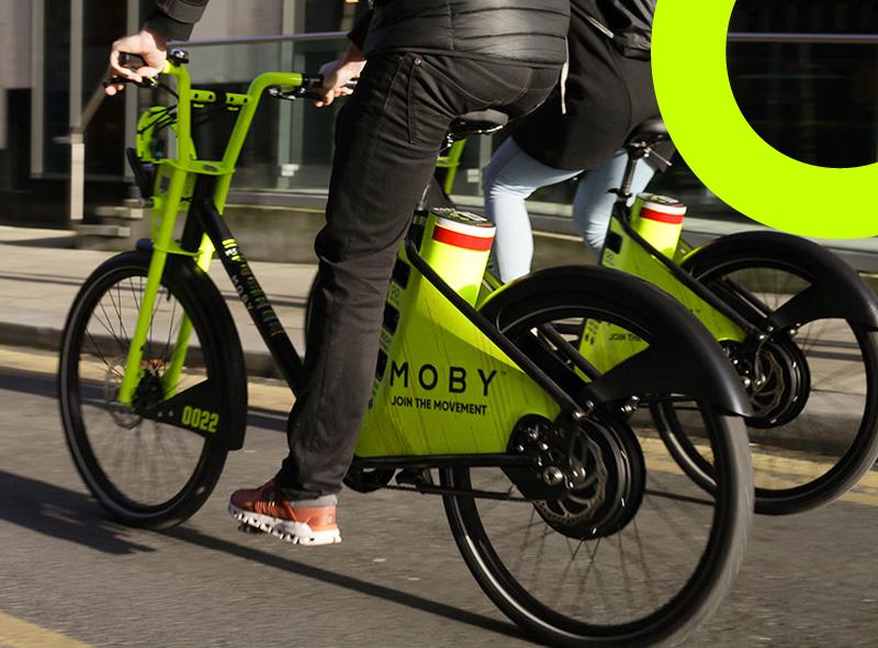 Moby e-BIKE TRIAL